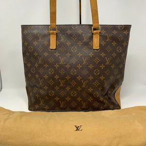 Louis Vuitton Cabas Mezzo Monogram Canvas